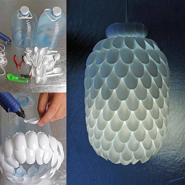 15 maneras geniales de reutilizar botellas de plástico