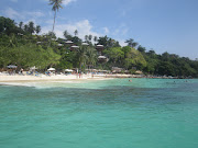 Phi Phi Island, lots of scuba diving, snorkelling, sun, swimming and . (img )