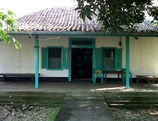 Rumah Djiaw Kie Siong di rengasdengklok