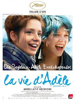 Ver: La vida de Adèle (La vie d'Adèle – Chapitre 1 & 2 / Blue Is the Warmest Color) 2013