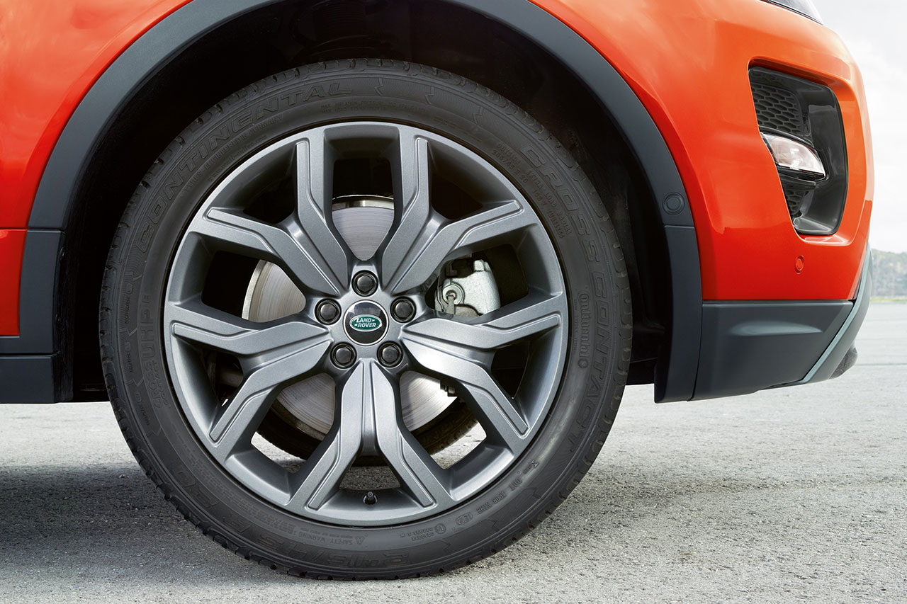 Range Rover Evoque Autobiography Dynamic rim