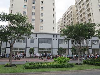 Các căn hộ chung cư quận 2 bắt đầu mọc lên như nấm