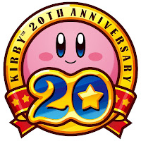 kirby 20th anniversary logo Kirbys Dream Collection: Special Edition   Official Press Release
