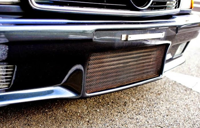 w201 turbo radiator