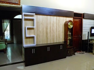 semarang custom furniture interior - background dinding rumah 02