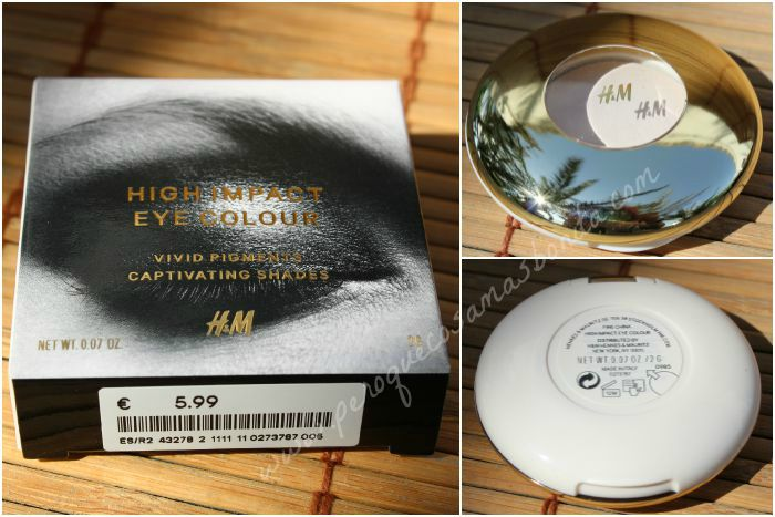 H&M Maquillaje