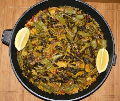Arroz con Alga Espaghetti de Mar