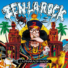 LA PHARAOH MAGIC / ZEN-LA-ROCK