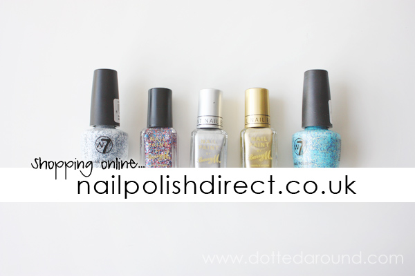 nail polish direct haul