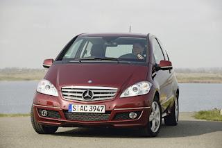Harga Mercedes Benz A Class