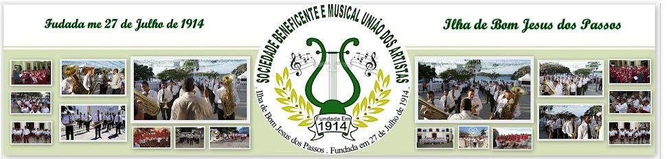 SBMUA - Sociedade Beneficente e Musical União dos Artistas - Filarmônica União dos Artistas