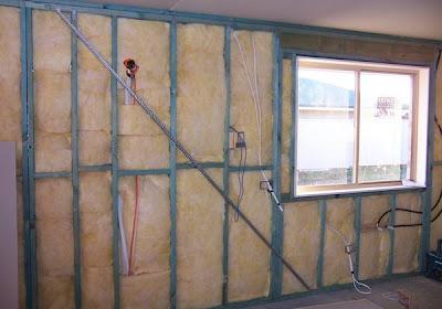 C mo aislar una casa del fr o hogar y bricolaje - Aislar paredes del frio ...