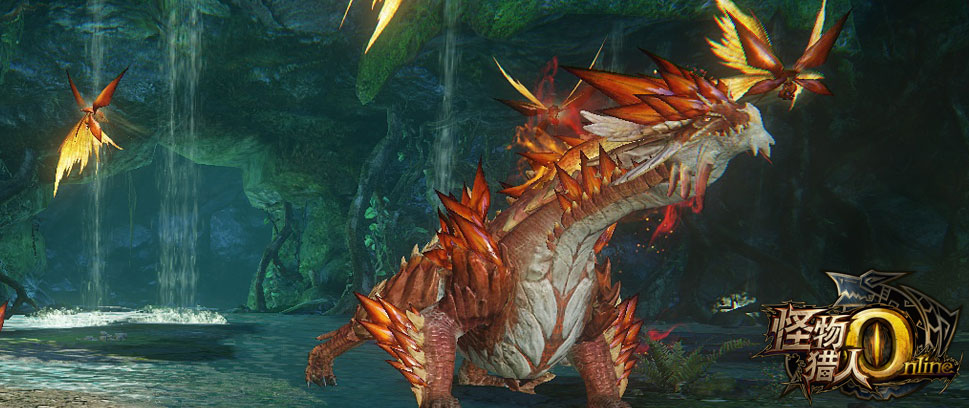 how to play monster hunter online