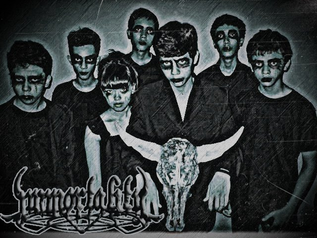 Immortality gothic metal
