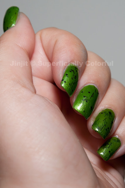 The Nail Junkie Frankenstein