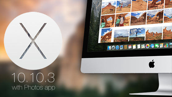 Download OS X Yosemite 10.10.3 Final Setup, Update .DMG Files via Direct Links
