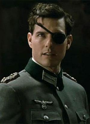 nazi holocaust films tom cruise como el coronel claus von