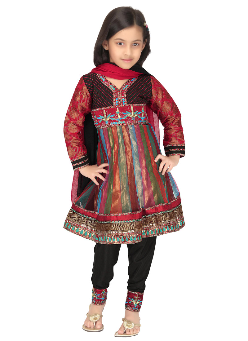 Fashion: Indian... Indian Fashion For Kids