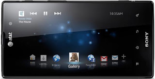 Sony Xperia ion Android Phone