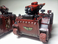 RAZORBACK - BLOOD ANGELS - WARHAMMER 40000 15