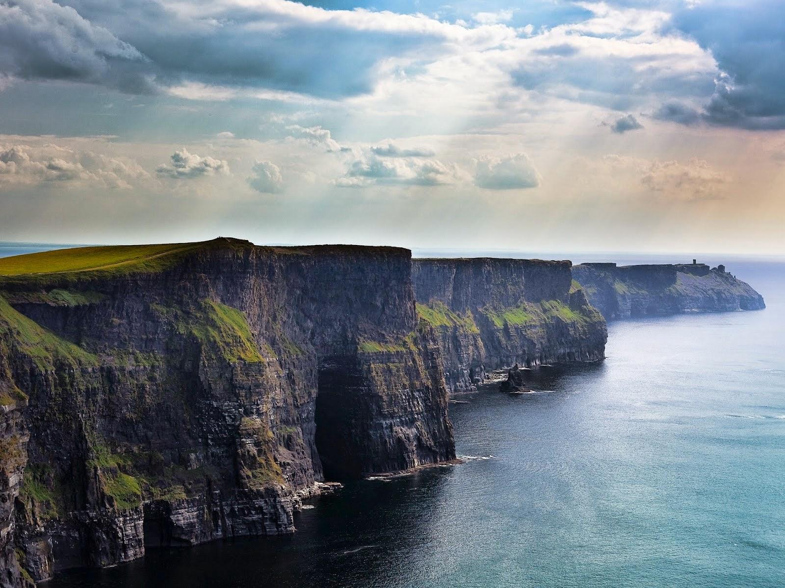 acantilados de Moher. Irlanda