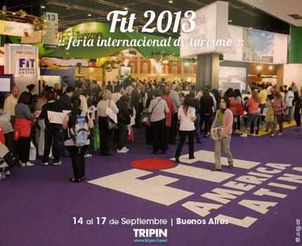 internacional de turismo buenos aires: