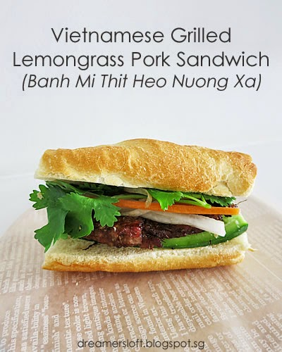pork meatball banh mi banh mi with siu pulled pork banh mi sticky banh ...
