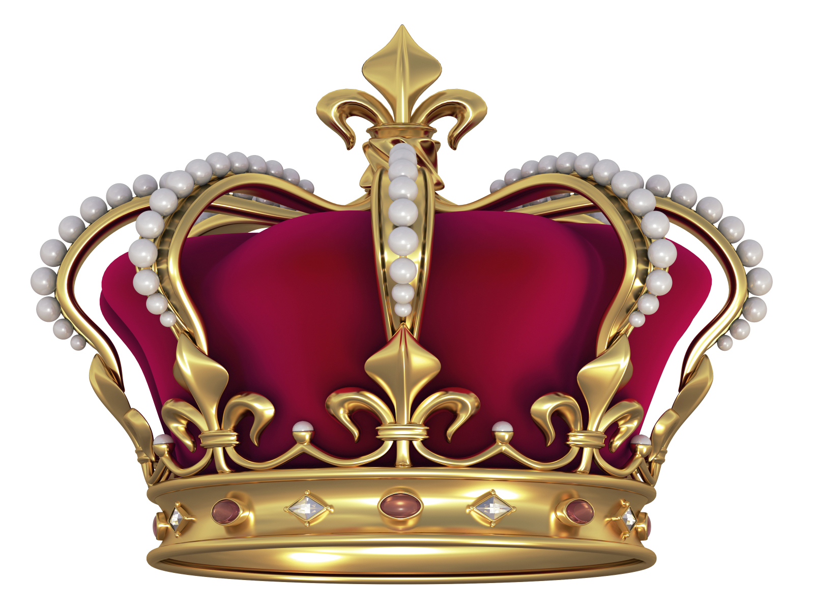 King Queen Crowns