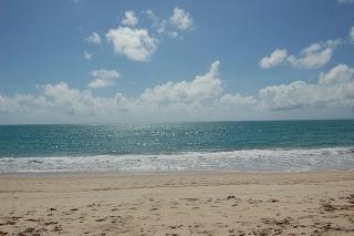 praia de macaraipe, em porto de galinhas
