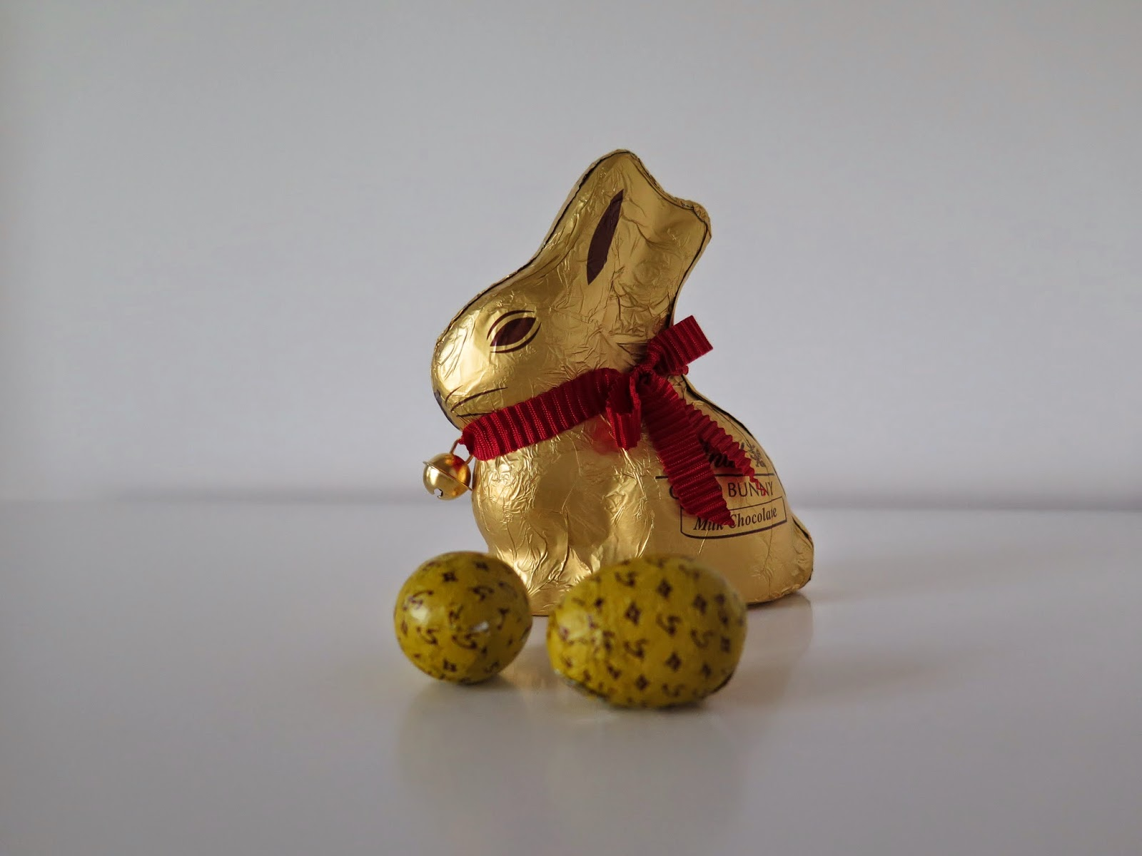 lindt chocolate bunny