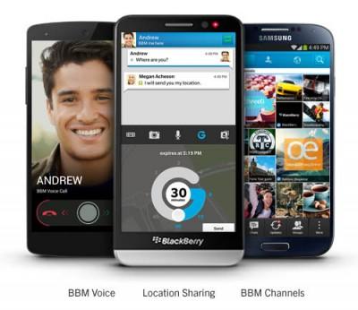 Ini Fitur Baru BBM Versi 2.0 untuk Android dan iOS