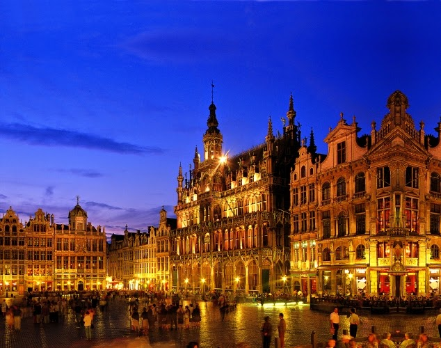 Grand Place (Grote Markt), Bruxelles