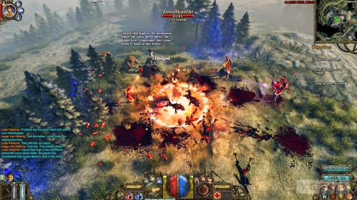 Download PC Games The Incredible Adventures of Van Helsing II