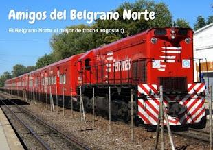 Blog Colega : Amigos del Belgrano Norte