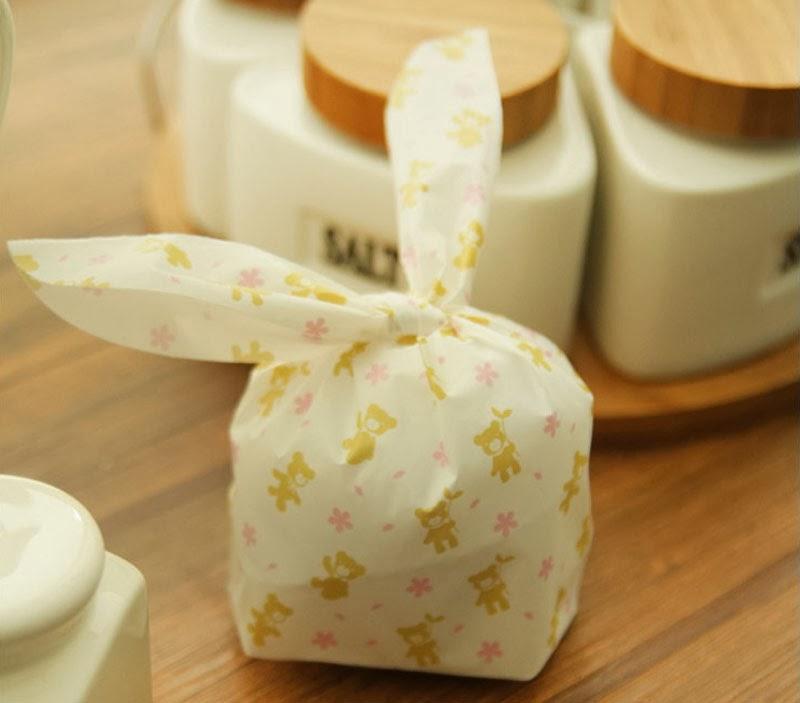 bolsas de plástico kawaii