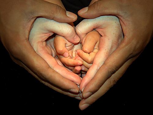 love hands