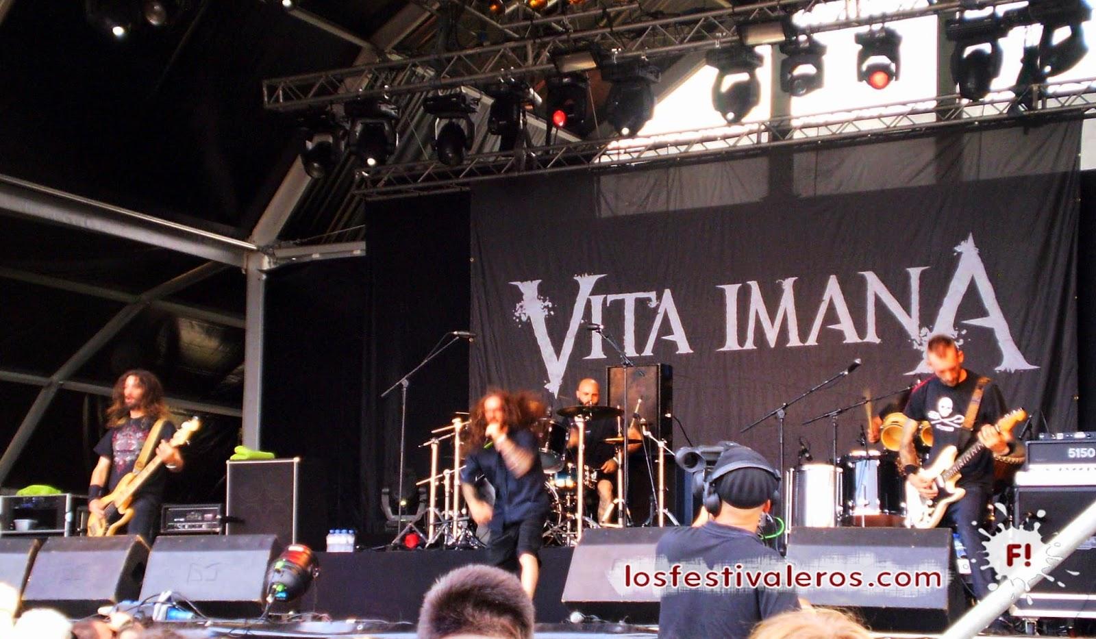 Vita Imana, Vagos Open Air, 2014, Festival