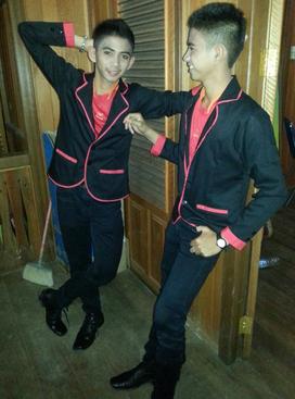 Profil dan Biodata Rizki Ridho si kembar Dangdut  D Academy 2