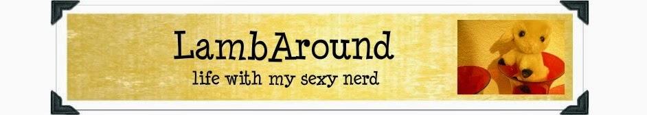 LambAround: Life with my Sexy Nerd