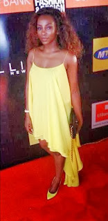 Photo of Genevieve Nnaji Outfit To The Lagos Fashion & Design Week