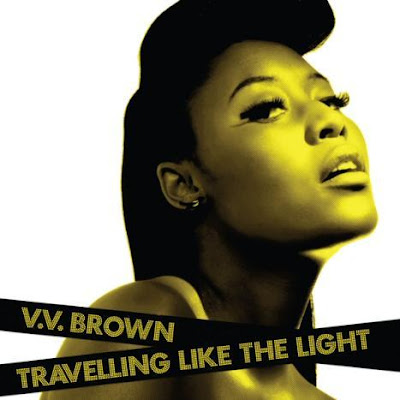 VV Brown - Travelling Like The Light Lyrics