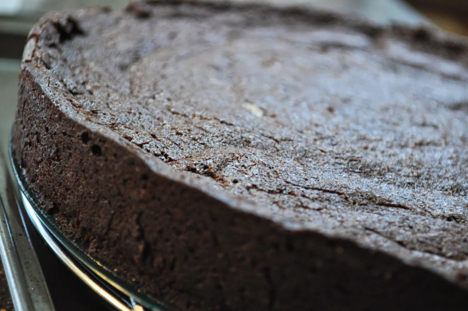 Pampered Chef Flourless Chocolate Cake