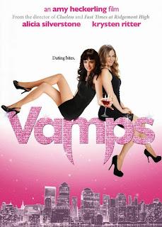 Watch Vamps (2012) movie free online