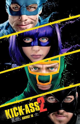 Kick Ass 2 (BRRip HD Inglés Subtitulada) (2013)