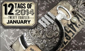 12 tags of 2014 - Tim Holtz