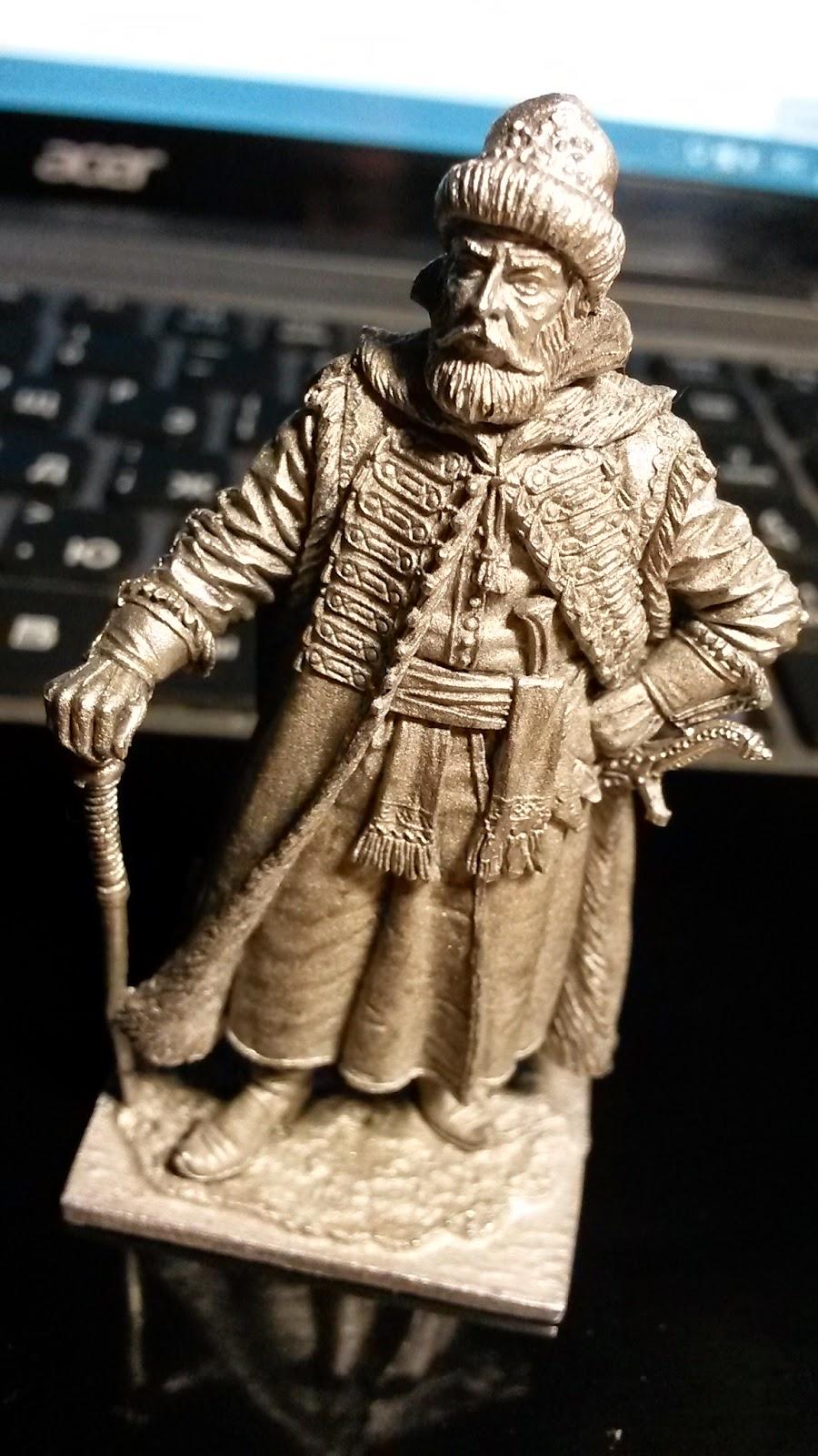 Оловянный солдатик Стрелецкий голова