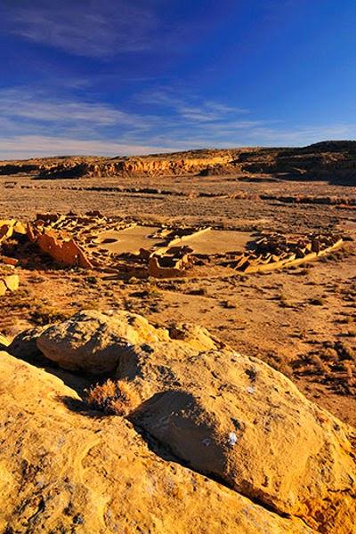 Situs Pueblo Bonito, ledakan populasi