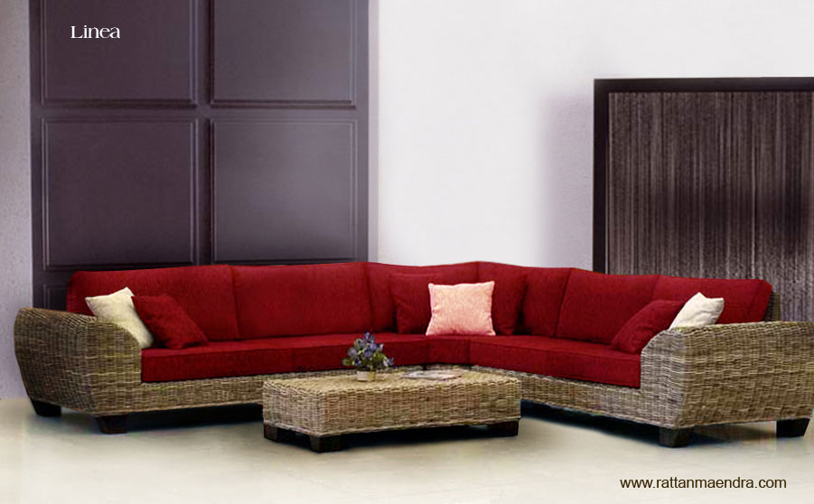Cool rattan living room furniture by rattanmaendra home 4us for Wicker living room furniture
