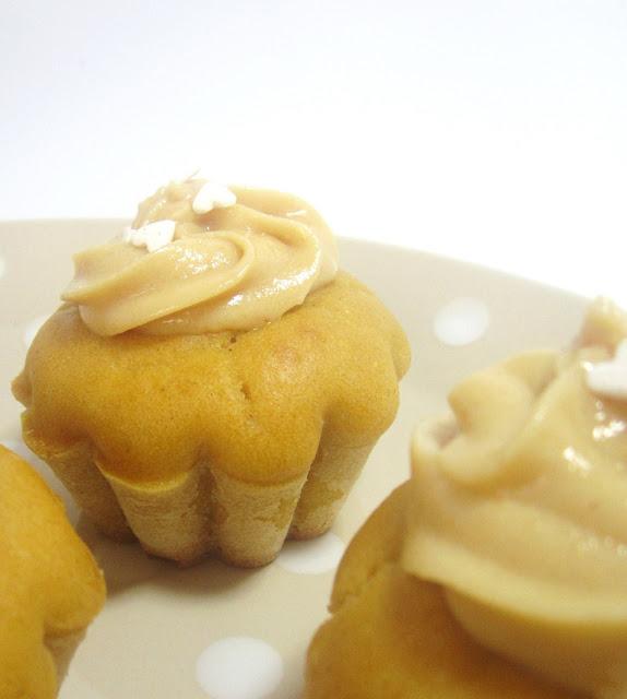 Cupcakes de Maiz