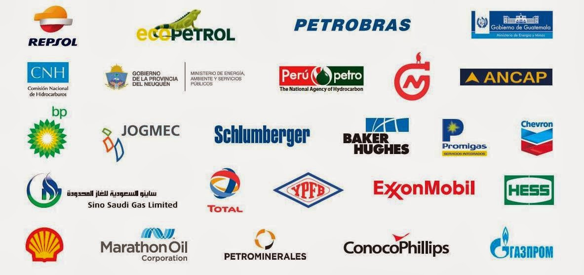 Best Selling Oil Company Logos